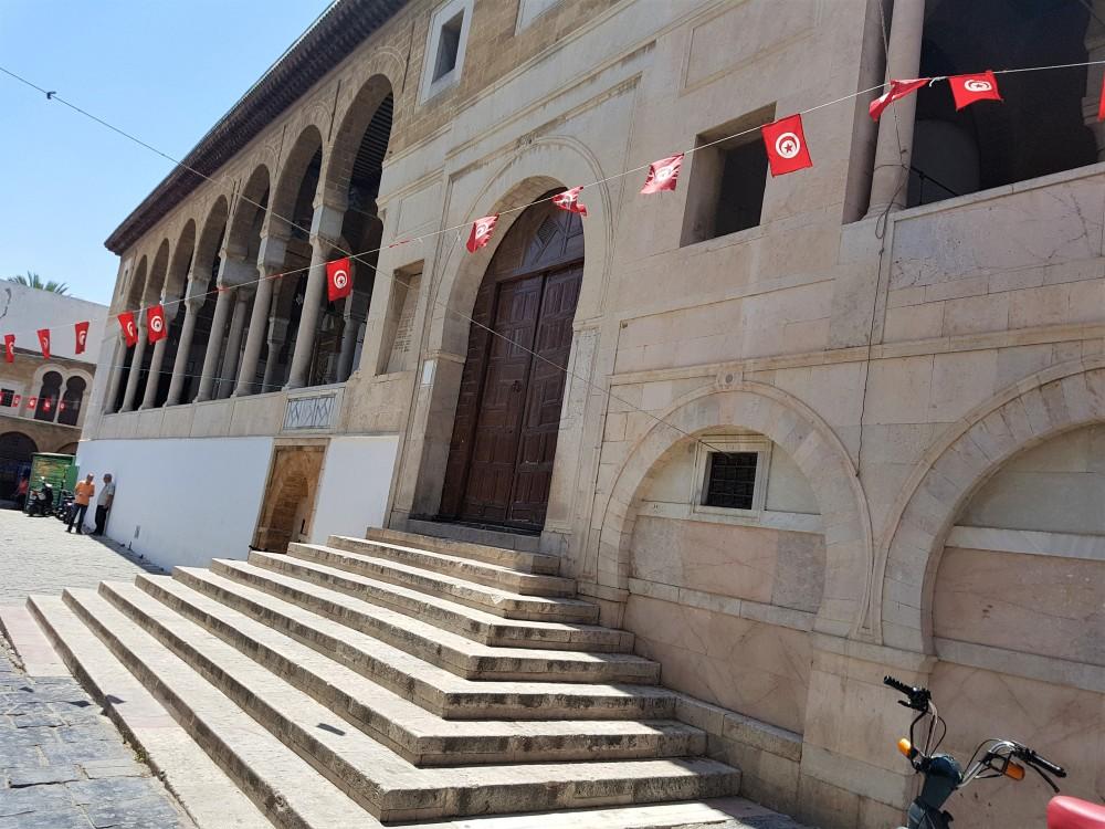escalier-mosquée-zitouna