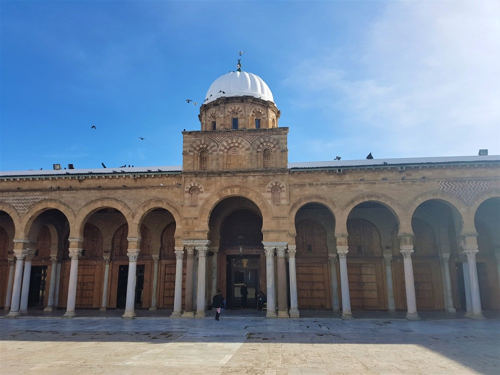 mosquée-zitouna-souk-tunis